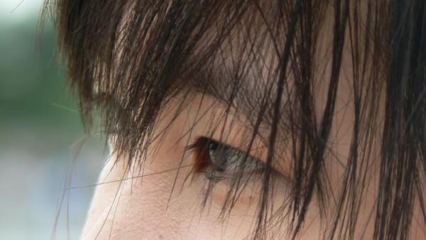 Thru' her eyes