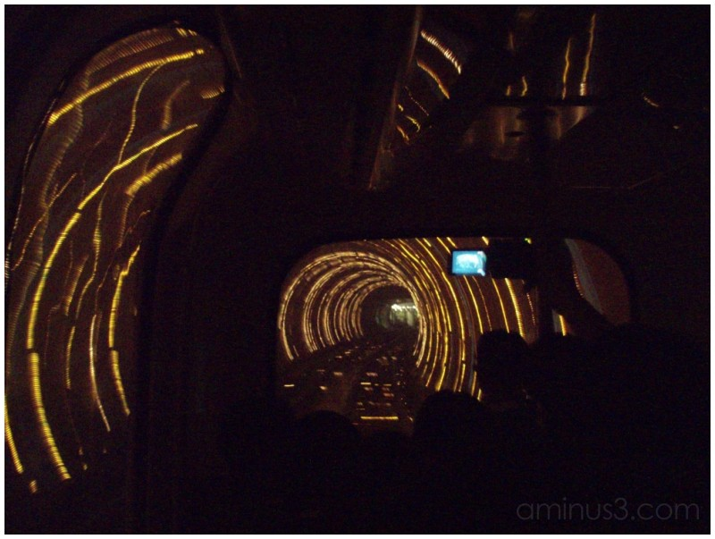 Sight-Seeing Tunnel