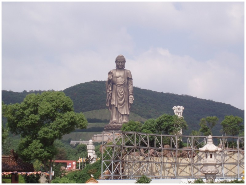 That's The Grand Buddha