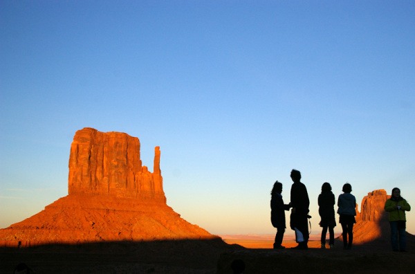 monument valley Utah,Navaho nation USA