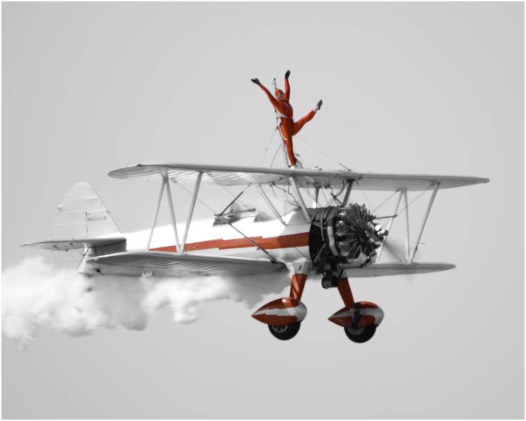 Plane Walking II