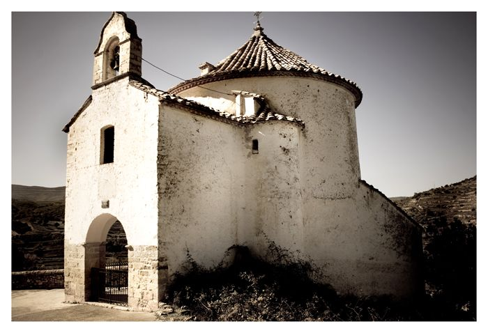 Ermita de la Virgen del Tremedal