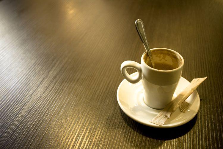 mmm!! mi café que no me lo toquen!