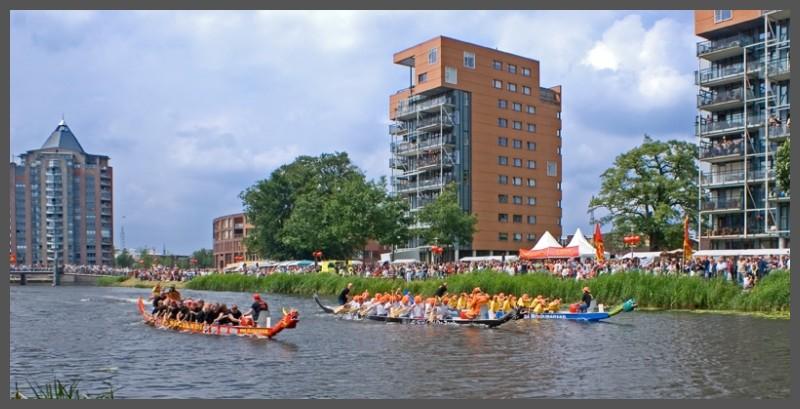 Drakenbootfestival Apeldoorn