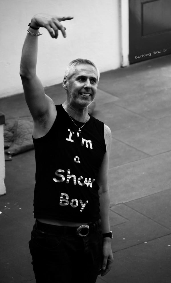 I am a Show Boy!