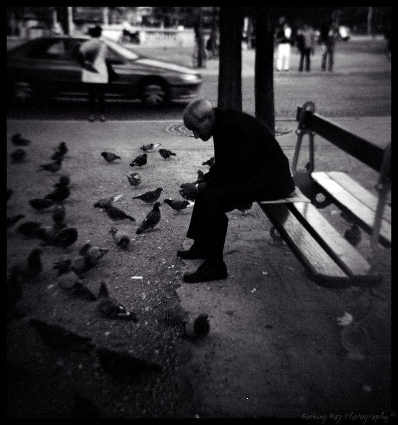 Alone in Paris I
