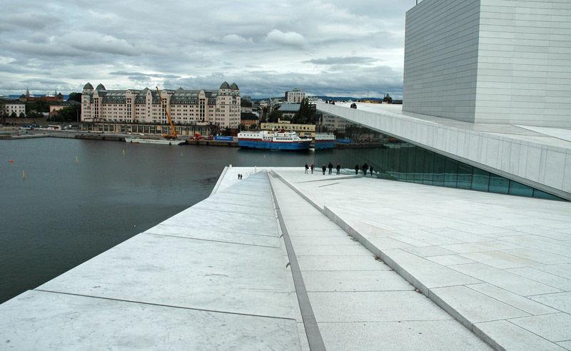 Oslo opera.