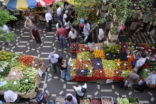 Market place.