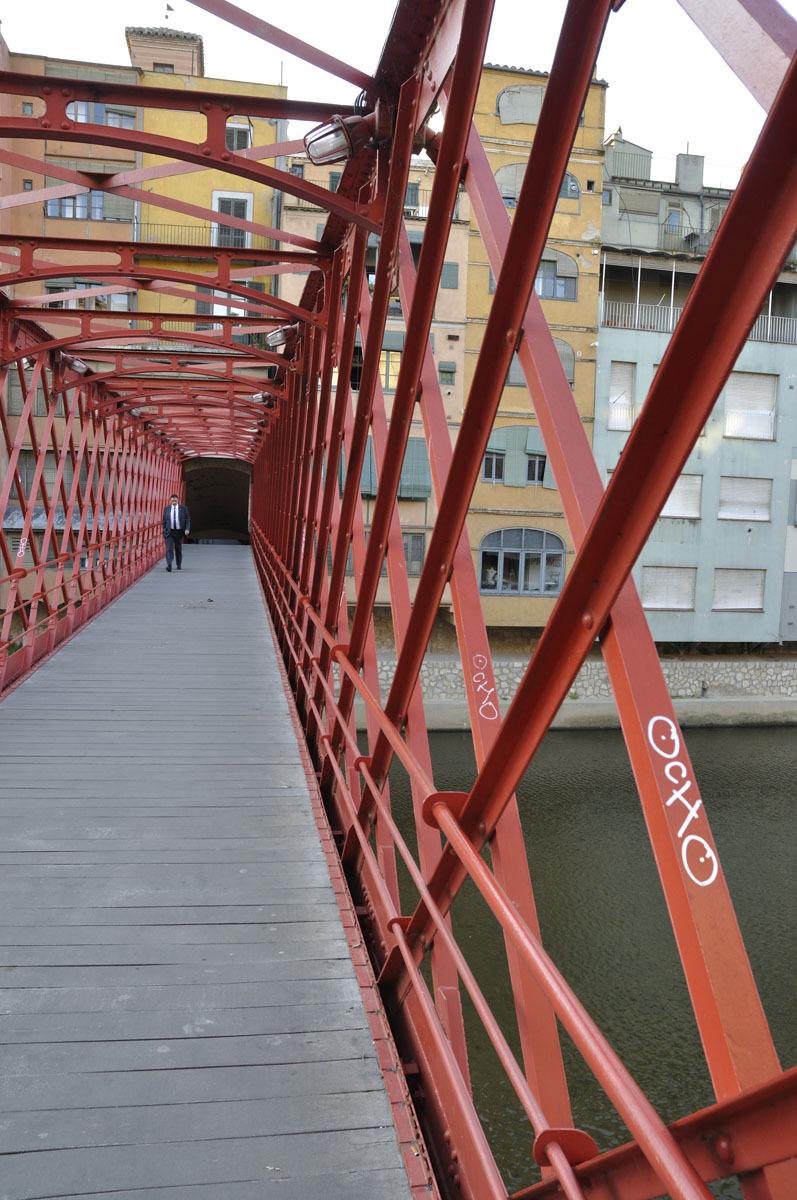 Gerone's bridge.