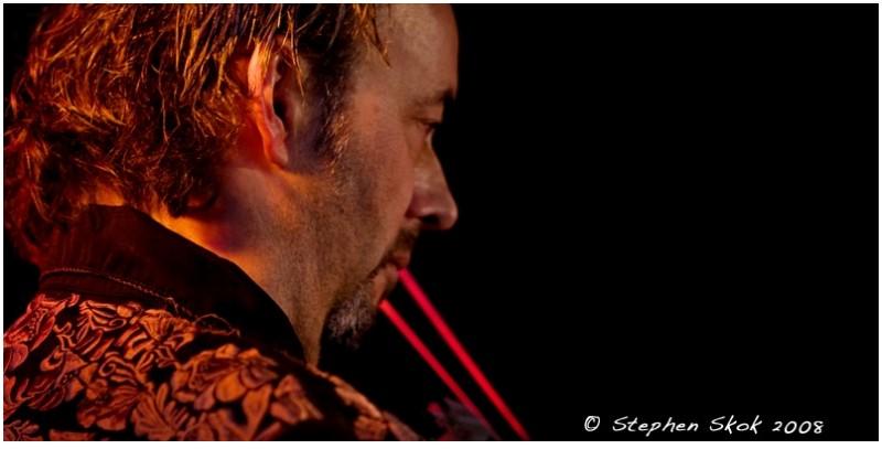 Greg Field, Redfish Bluegrass