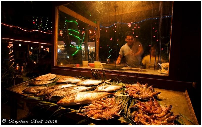 Kerala Fish BBQ
