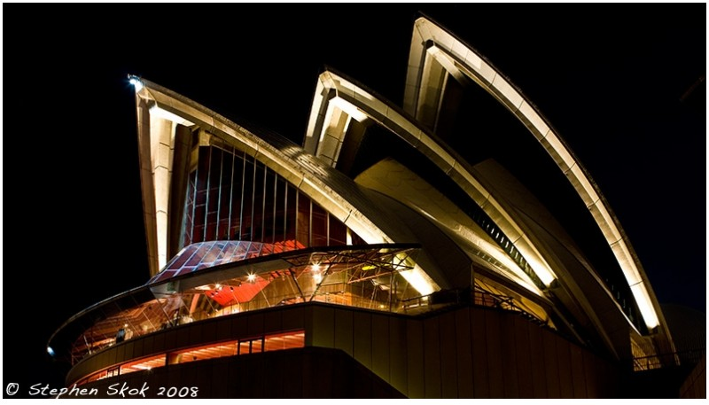 Sydney Opera House Australia icon