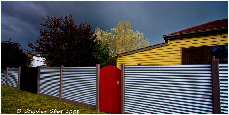 storm Gippsland Victoria Australia