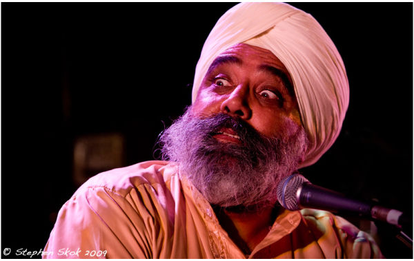 Dya Singh world music punjabi apollobay