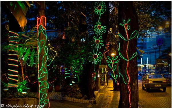 KL Malaysia night bling street