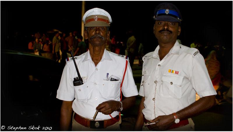 Chennai Constabulary police India