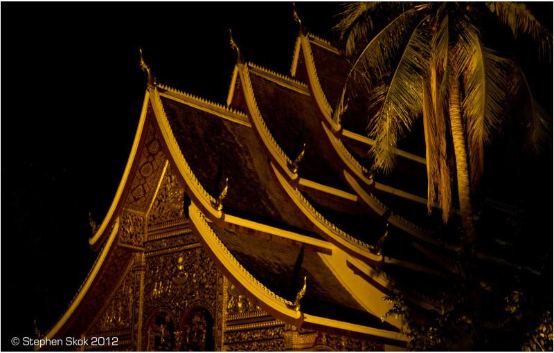 Royal Palace Museum Luang Prabang, Laos