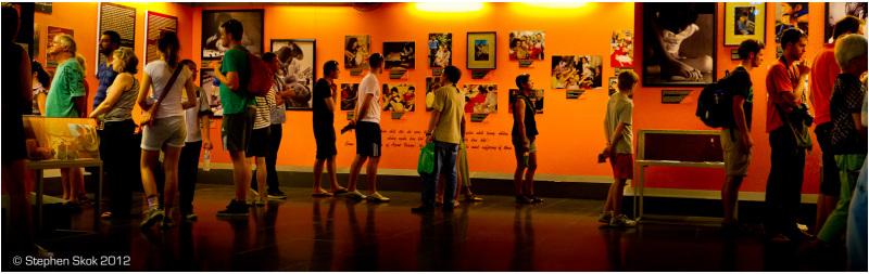 Vietnam, Saigon, War Remnants, museum