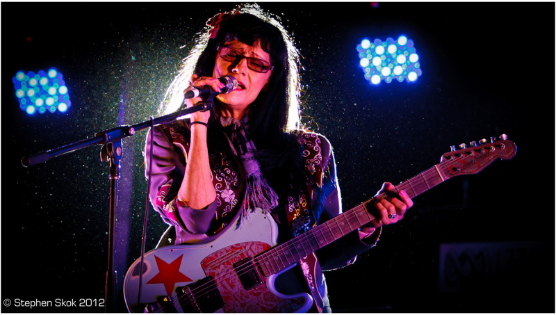 Rosie Flores, Apollo Bay Music Festival,
