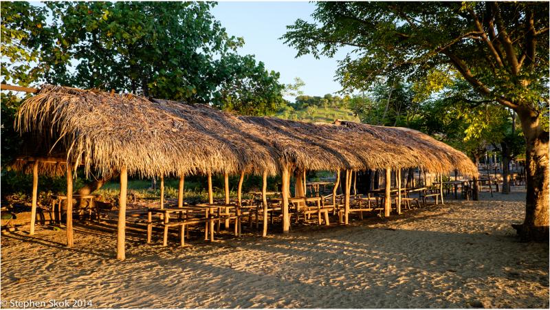 Sunday Market Atauro Island, Timor Leste sunrise