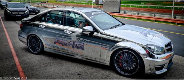 Australia Melbourne Mercedes Benz AMG car
