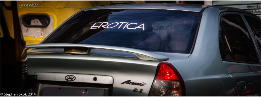 Delhi India Tata erotica taxi cars