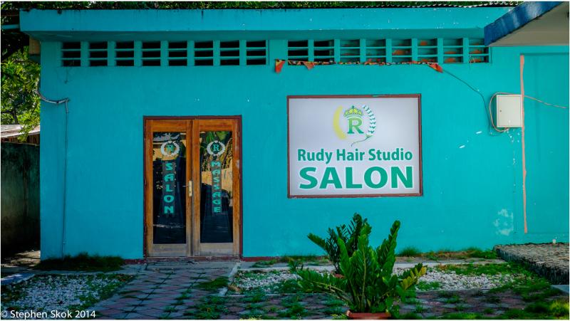 Dili Timor Leste haircut