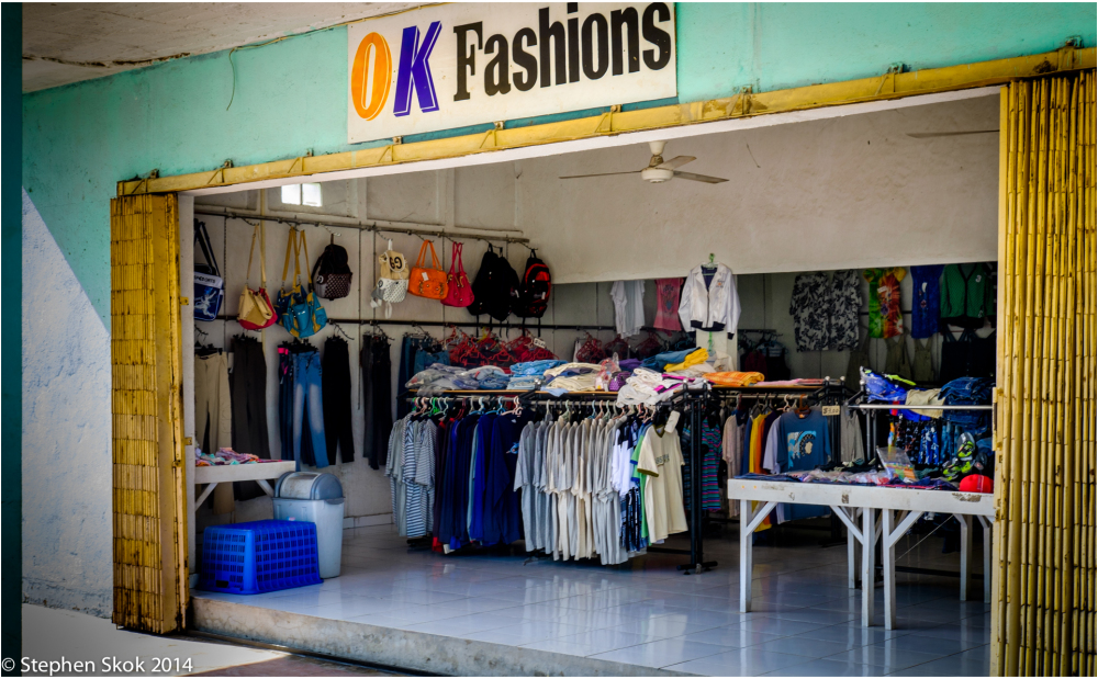 Dili Timor Leste shopping fashion
