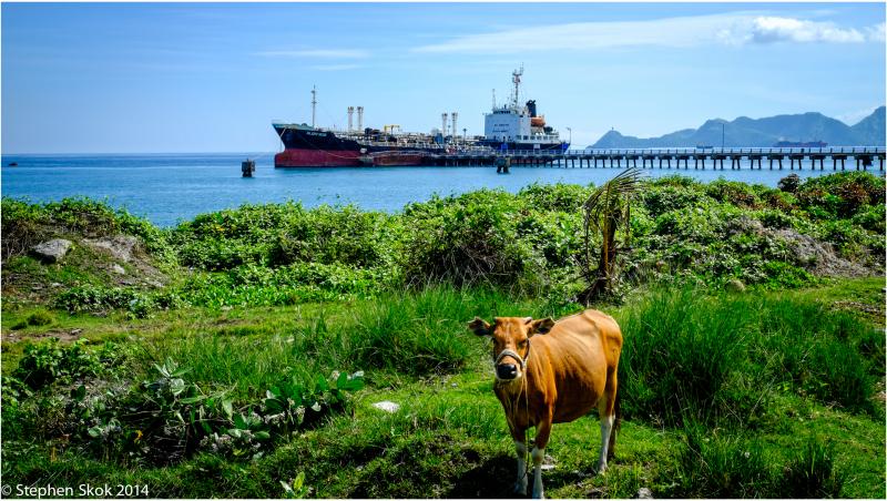 Dili Timor Leste beach Fuji X-E2
