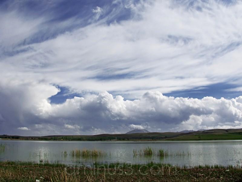 Tabriz- ghoori gol lake