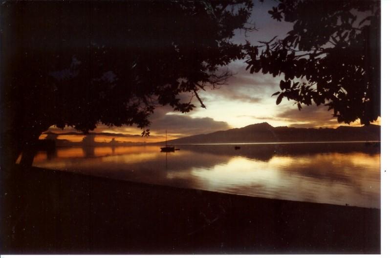 Sunrise in Morea
