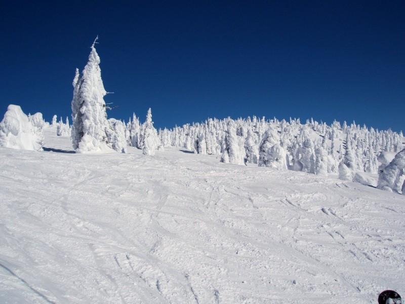 Canada Big white