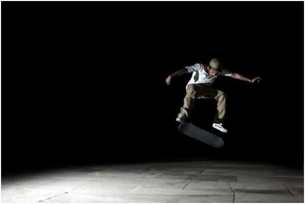 Skate. Fly!