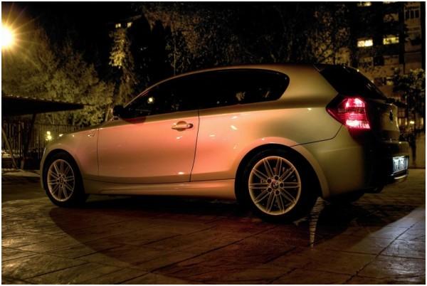 BMW Serie1 M