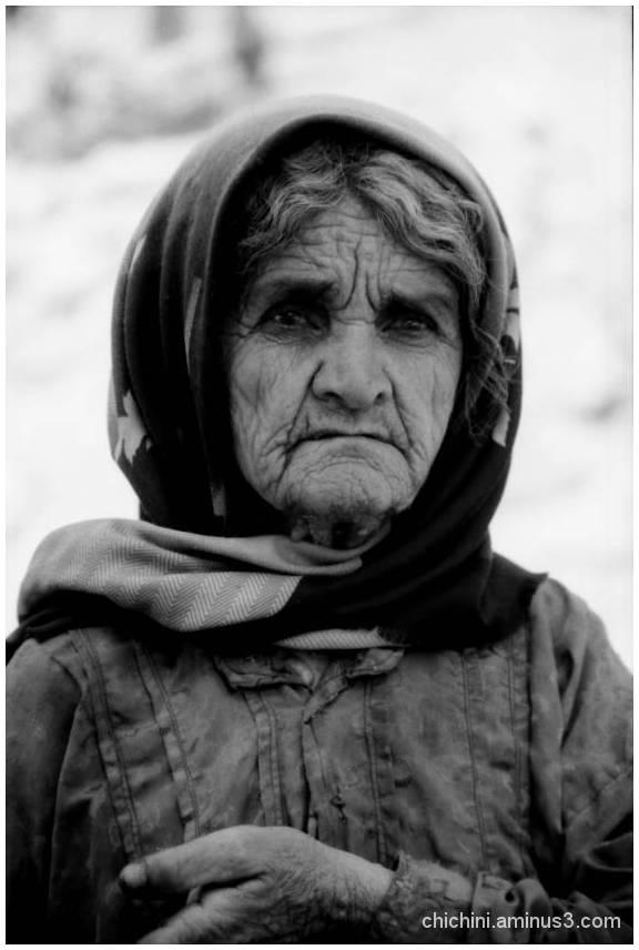 woman of north iran