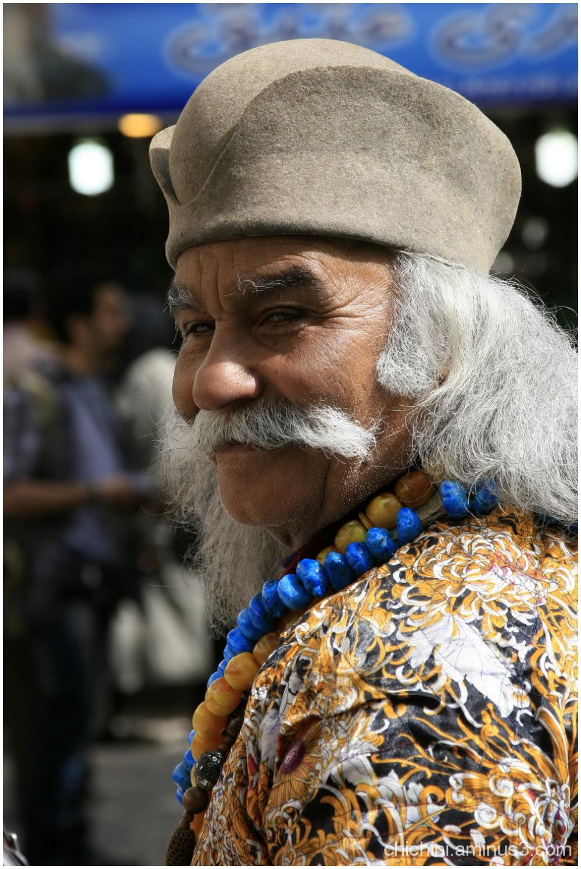 ghashghaei men from shiraz iran