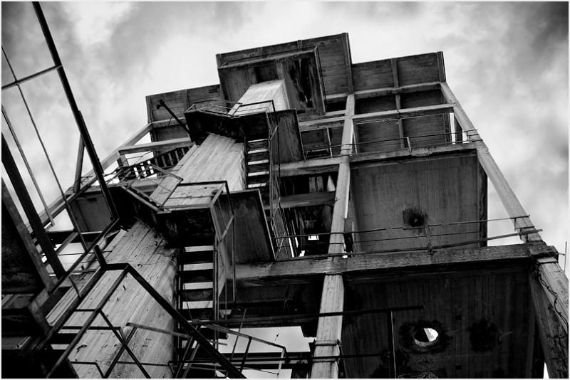 Abandoned quarry, San Giuliano Terme