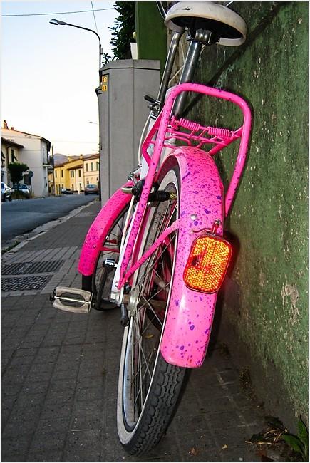 Pinky Bike