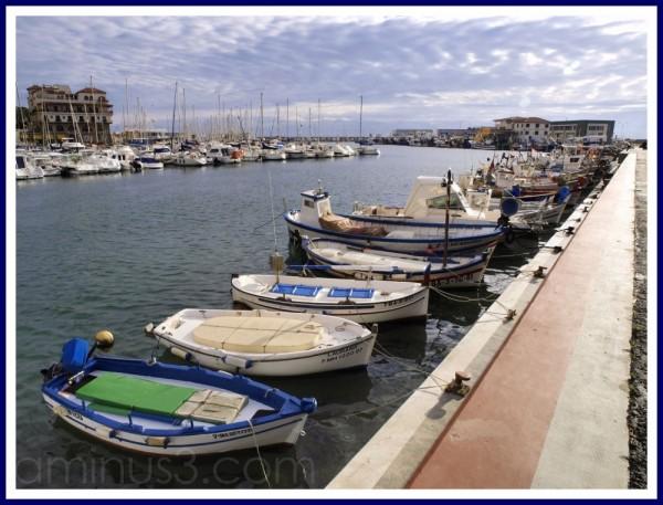 El moll / The quay