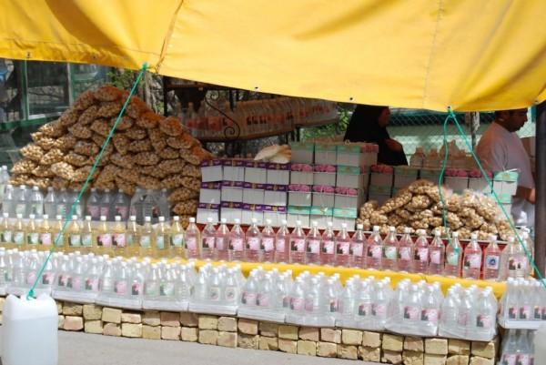 A Street Shop in Kashan
