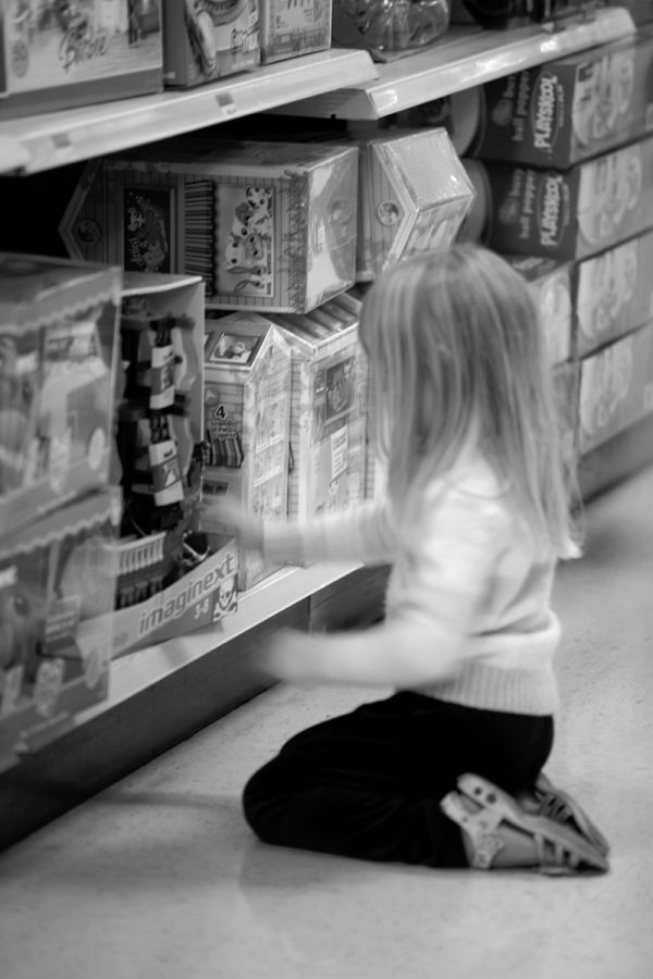 toy shopping