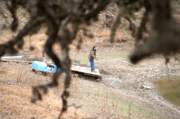 drought fishing