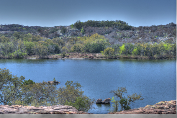 Inks Lake Landscape