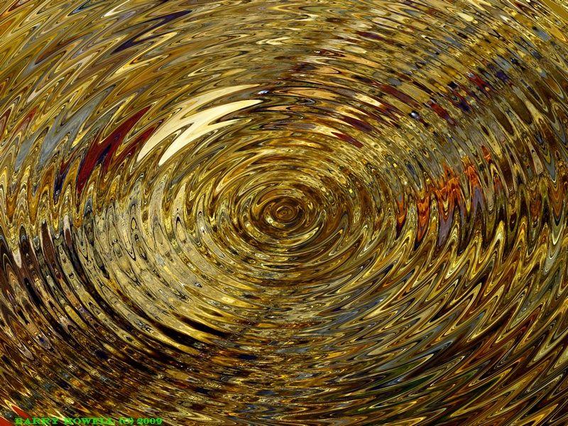 Life thru the Golden Glass