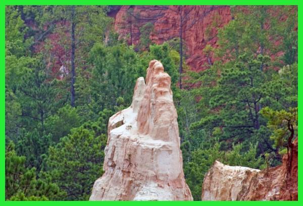 kaolin mound