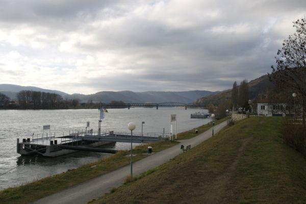 Krems im Winter