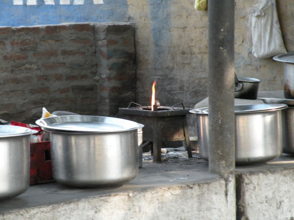 Pots and Pans...
