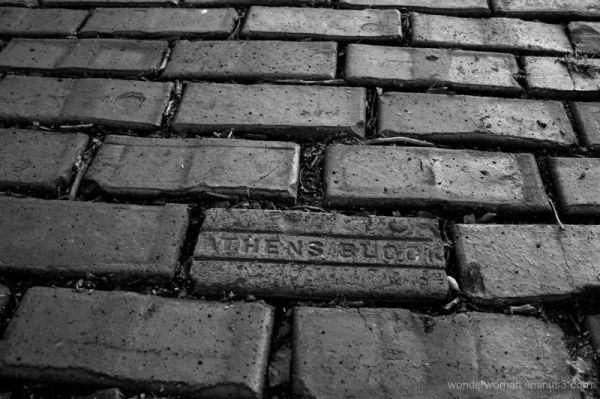 Athen's Brick