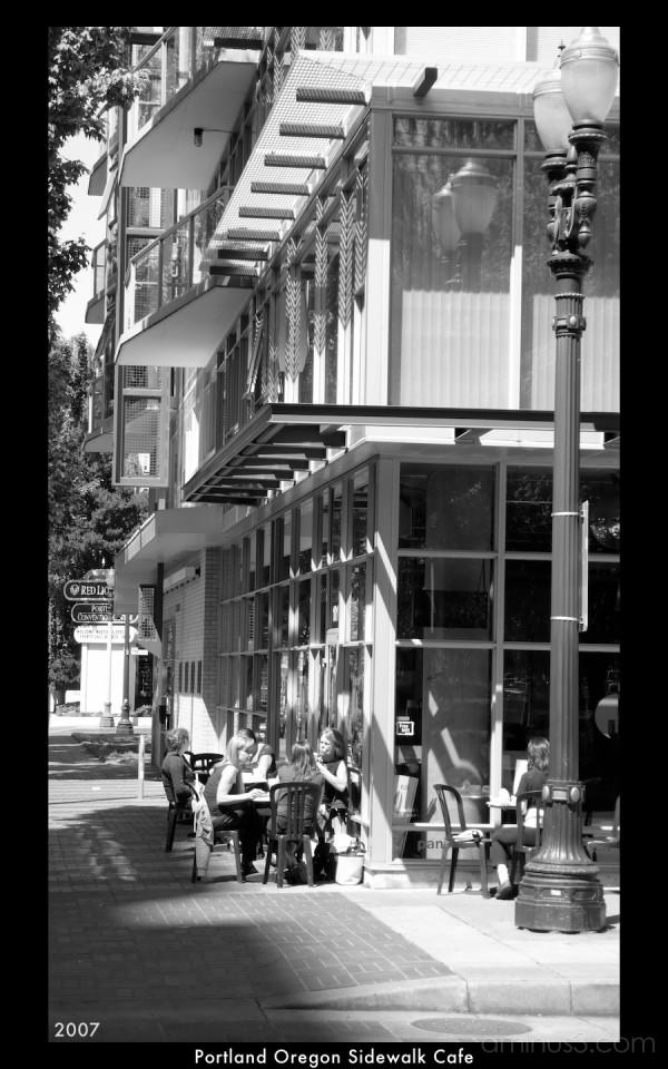 Portland Street Life