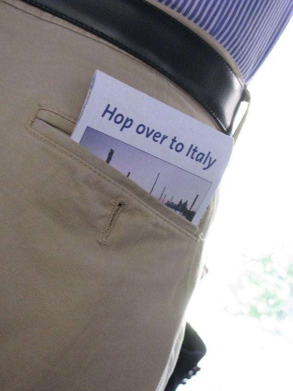 Hop over